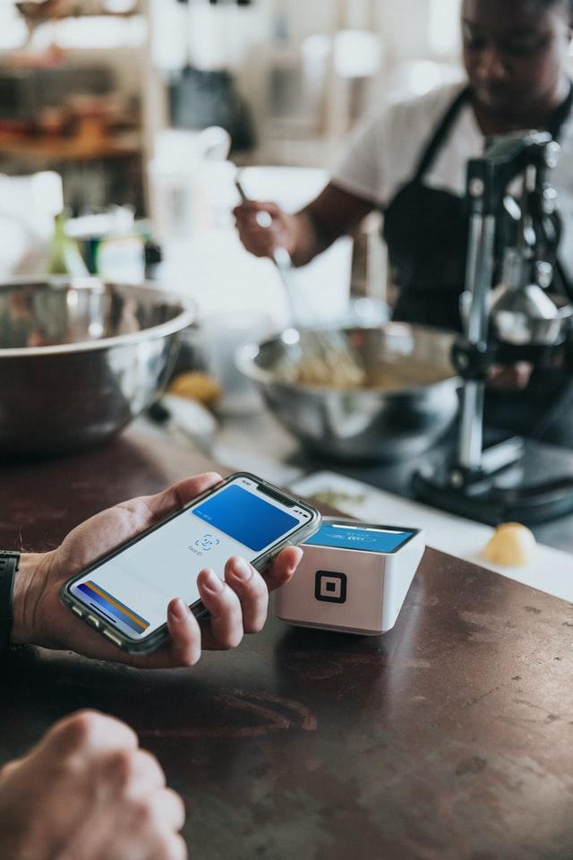 elektronische betalingen